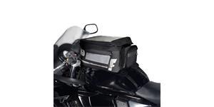 tankvak na motocykel F1 s popruhy OXFORD UK čierny objem 18l