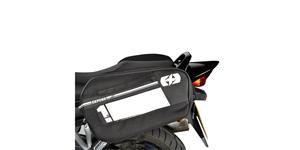 bočné brašny na motocykel F1 OXFORD UK čierne objem 45l pár
