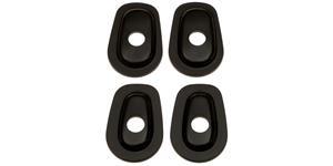adaptéry pro osazení blinkrů do kapotáží Kawasaki, OXFORD - Anglie (pár)