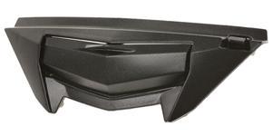 bradový kryt ventilace pre prilby ST 701 AIROH  čierny