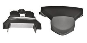 bradový kryt ventilace pre prilby VALOR AIROH  čierny