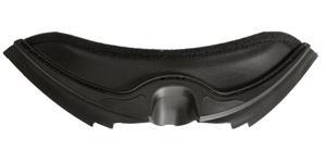 bradový kryt ventilace pre prilby REV AIROH  čierny