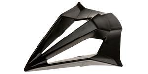 bradový Chránič pre prilby TERMINATOR 2.1 S AIROH  čierne