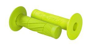 gripy Wave Racing RTECH  neon žlté měkké délka 118mm pár