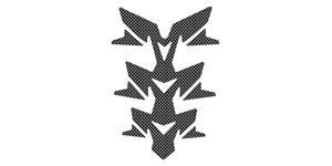 pretektor nádrže Gel Spine Invader OXFORD UK carbon
