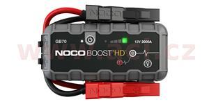 startovací box + power banka startovací preud 2000A NOCO GB70