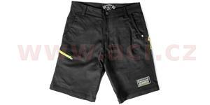 kraťasy Black Shorts 17 101 RIDERS čierne vel. XS
