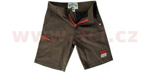 kraťasy Grey Shorts 17 101 RIDERS čierne vel. XS