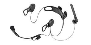 Bluetooth handsfree headset 10U pre prilby Shoei J-Cruise dosah 1 6 km SENA