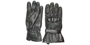 rukavice Berchtesgaden ROLEFF čierne vel. L