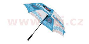 deštník OXFORD UK modrá/biela