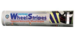 preužky na ráfiky OXFORD UK modrá tl. 7mm