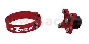 lift control - pomocník startu na vidlici SHOWA - vnější průměr 57 mm (250-450 RMZ), RTECH (červe)