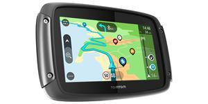 Bluetooth navigace Rider 550 PREMIUM PACK, TomTom