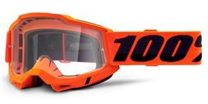 ACCURI 2 100% - USA , brýle Orange - čiré plexi