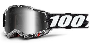 ACCURI 2 100% - USA , brýle Cobra - zrcadlové stříbrné plexi