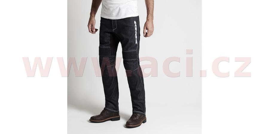 nohavice, jeansy FURIOUS pre, SPIDI (tmavo modré s logom, veľ. 28)