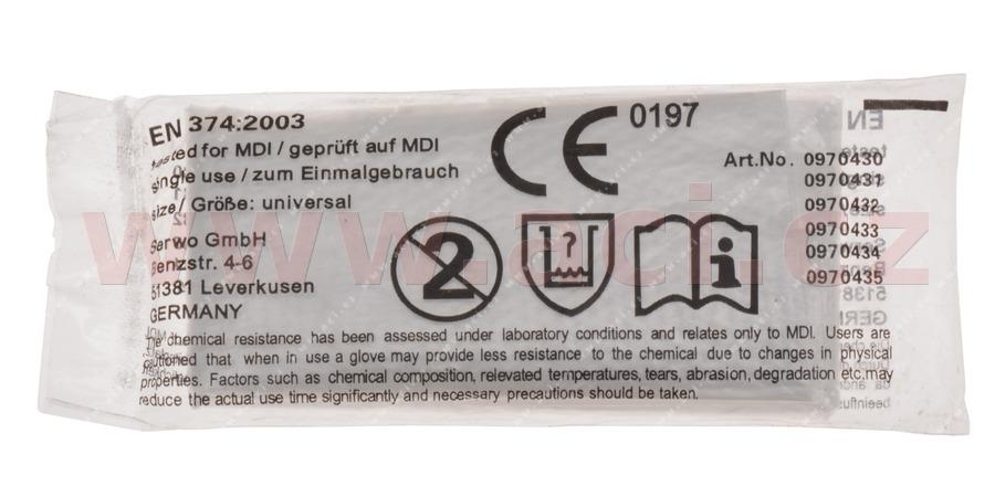 BO OIL sada pro údržbu pěnových vzduchových filtrů - Nizozemsko