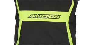 bunda Arcon, AYRTON (černá /žlutá fluo,vel. M)
