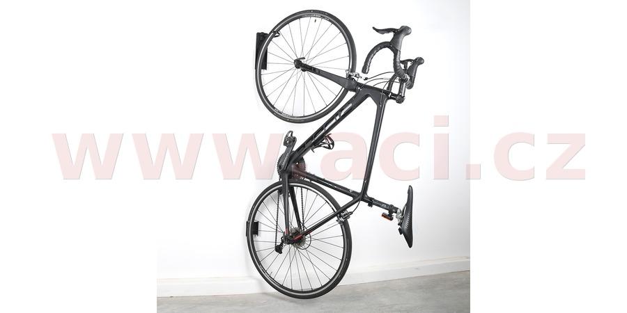 stojan BIKE HOLDER na vertikální zavěšení kola stěnový, OXFORD