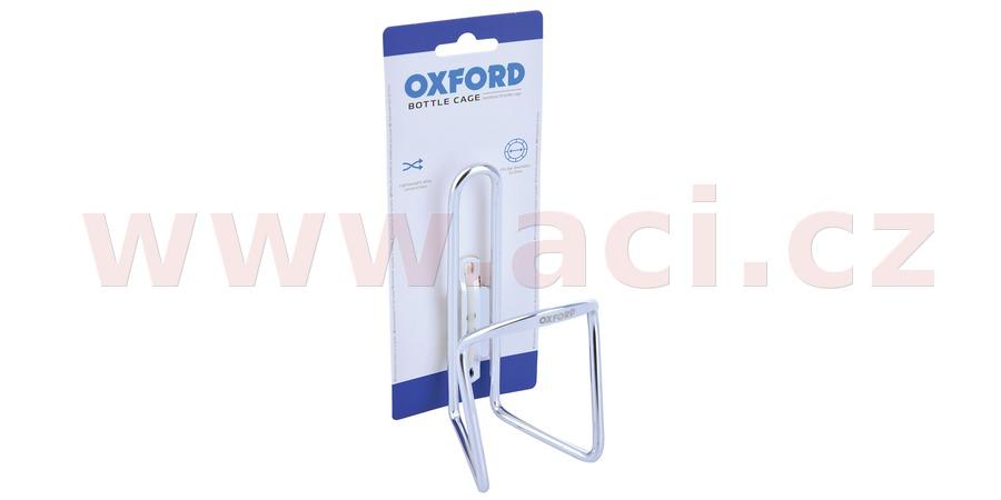 košík HYDRA CAGE, OXFORD (stříbrný, slitina hliníku)