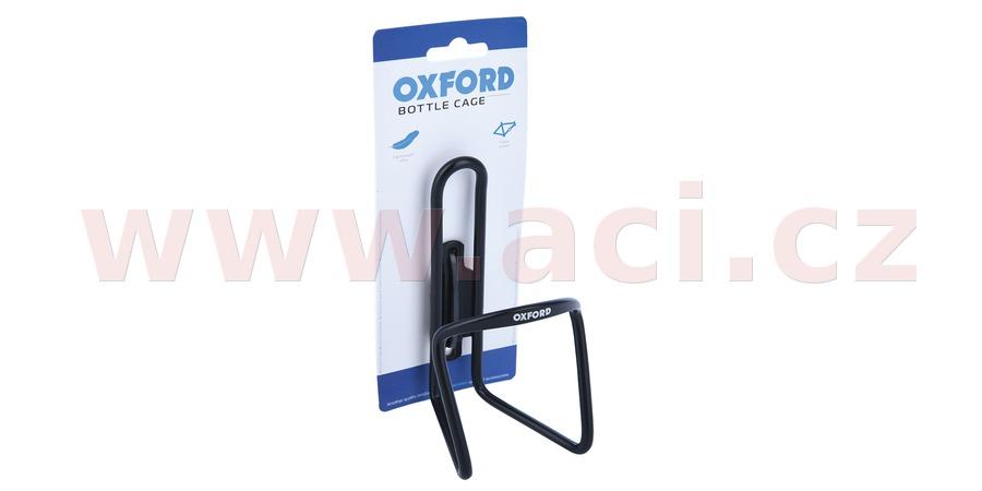 košík HYDRA CAGE, OXFORD (černý, slitina hliníku)