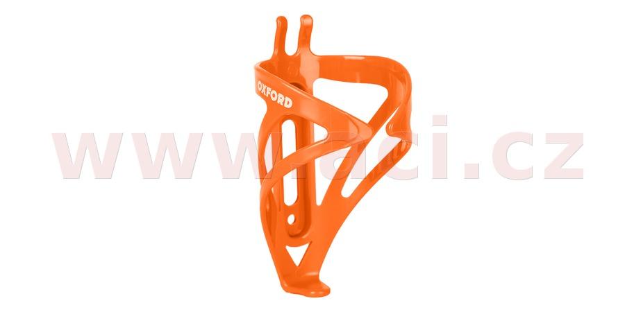 košík HYDRA CAGE, OXFORD (oranžový, plast)