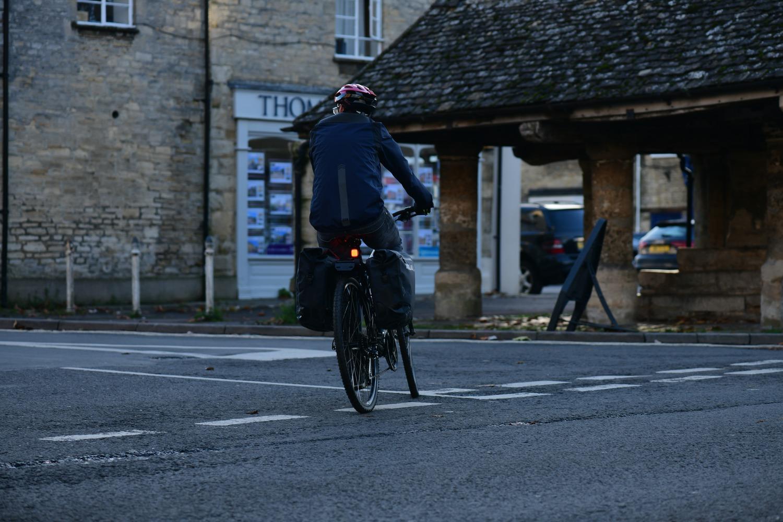 světlo na kolo zadní ULTRATORCH CUBE, OXFORD (LED, světelný tok 25lm)