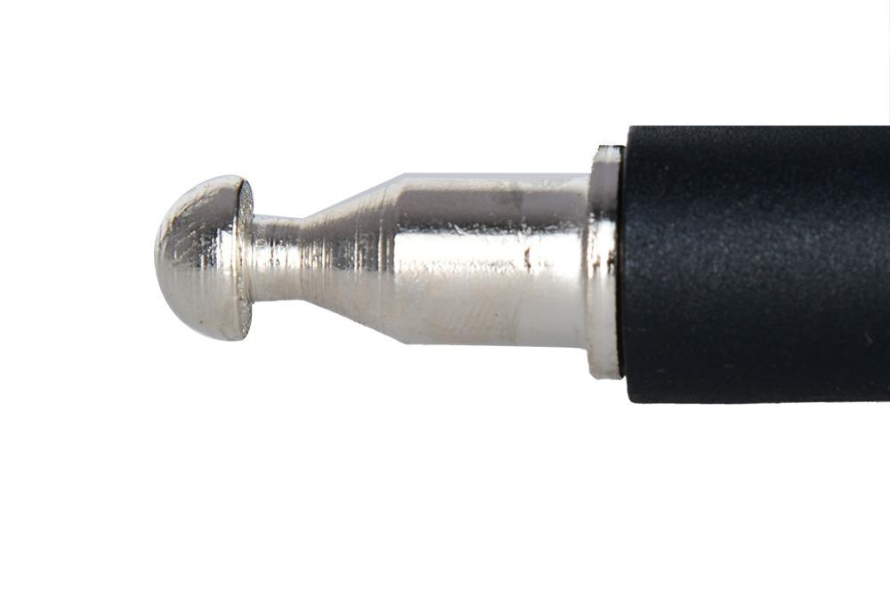 zámek CABLE12, OXFORD (kouřový, průměr lanka 12 mm, délka 1,8 m)