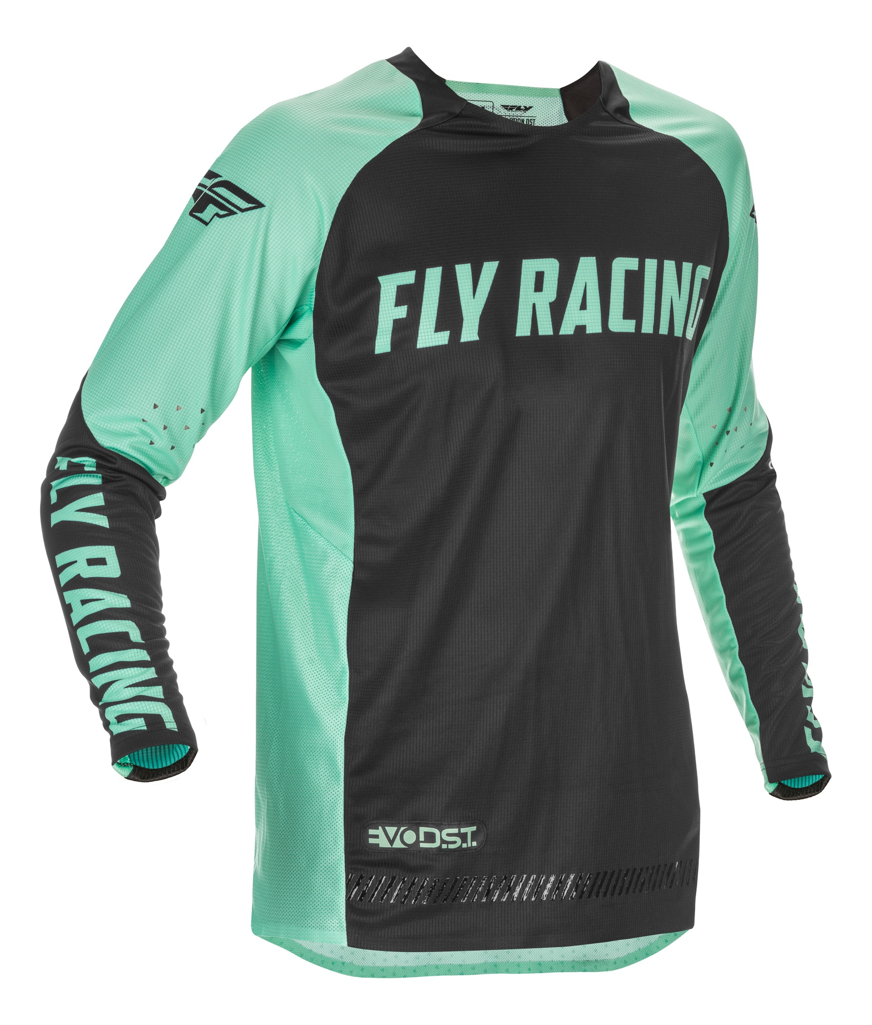dres EVOLUTION 2021 LE, FLY RACING - USA (mint zelená/černá , vel. XL)