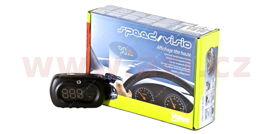 head up display valeo speed visio syst m prom t n a. Black Bedroom Furniture Sets. Home Design Ideas
