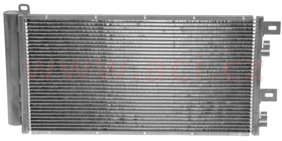 chladič klimatizace se sušičem pro benzínové motory [590*317*16]