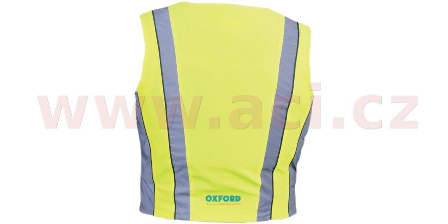 Fluo vesta na bundu Bright Top Active OXFORD - Anglie