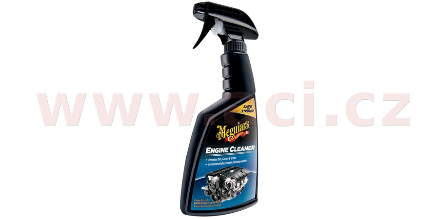 MEGUIARS Engine Clean - čistič motoru 450 ml