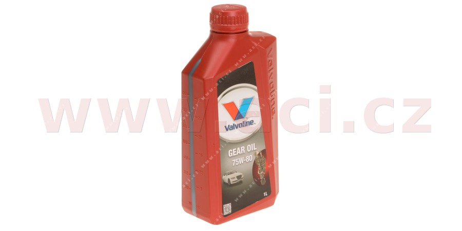VALVOLINE GEAR OIL 75W-80, 1 l