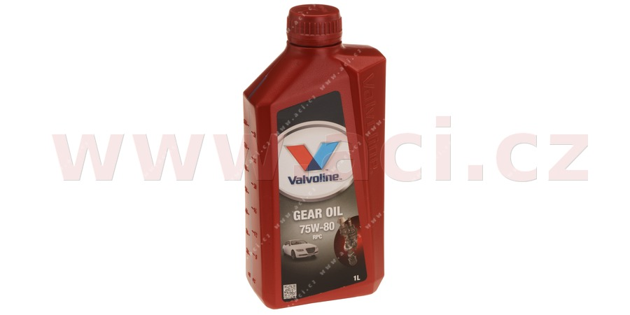 VALVOLINE Gear Oil 75W-80 RPC 1 l
