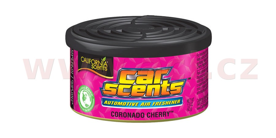 California Scents Car Scents (Višeň) 42 g