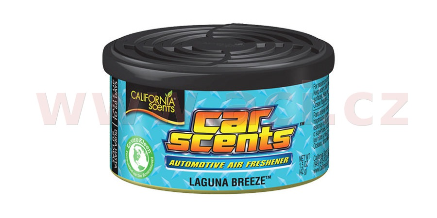 California Scents Car Scents (Vůně moře) 42 g