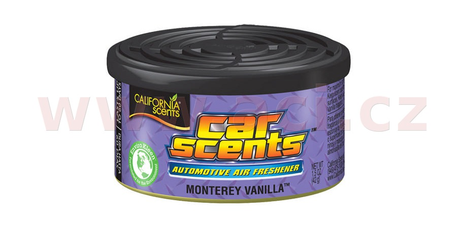 California Scents Car Scents (Vanilka) 42 g