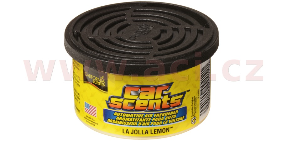 California Scents Car Scents (Citron) 42 g