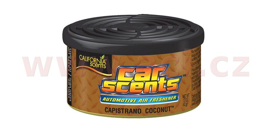 California Scents Car Scents (Kokos) 42 g
