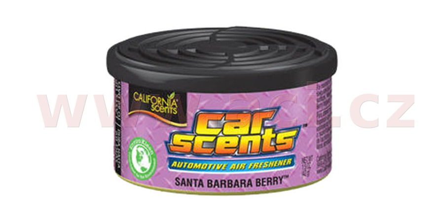 California Scents Car Scents (Lesní ovoce) 42 g