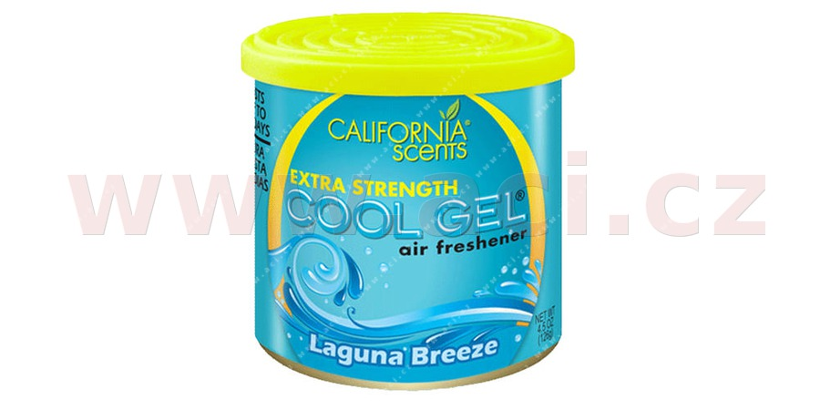 California Scents Cool Gel (Vůně moře) 126 g