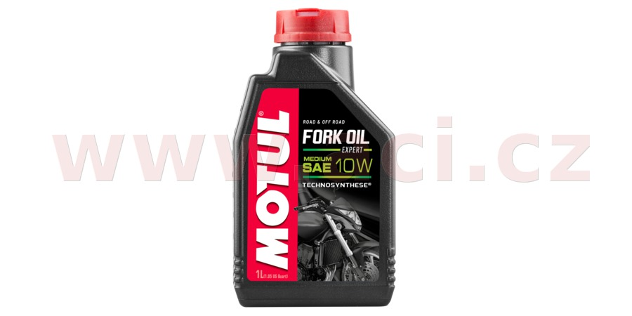 MOTUL FORK OIL Expert Medium 10W 1 l