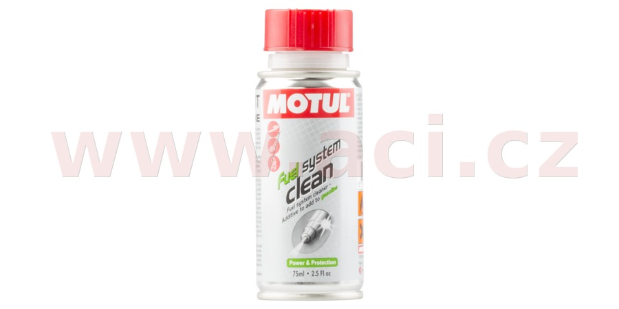 MOTUL FUEL SYSTEM CLEAN SCOOTER 75 ml