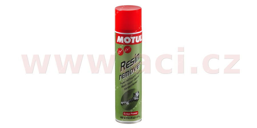 MOTUL RESIN REMOVER 400 ml sprej