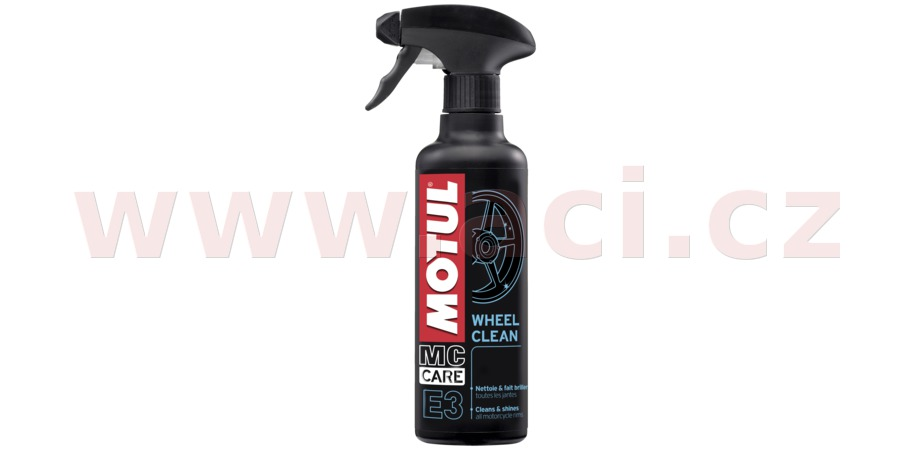 MOTUL E3 WHEEL CLEAN 400 ml