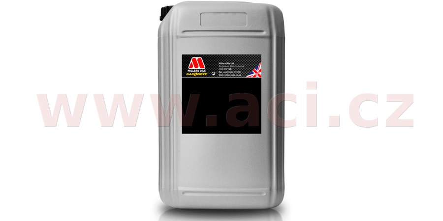MILLERS OILS EE Semi Synthetic 10W40 (Nanodrive) 20 l