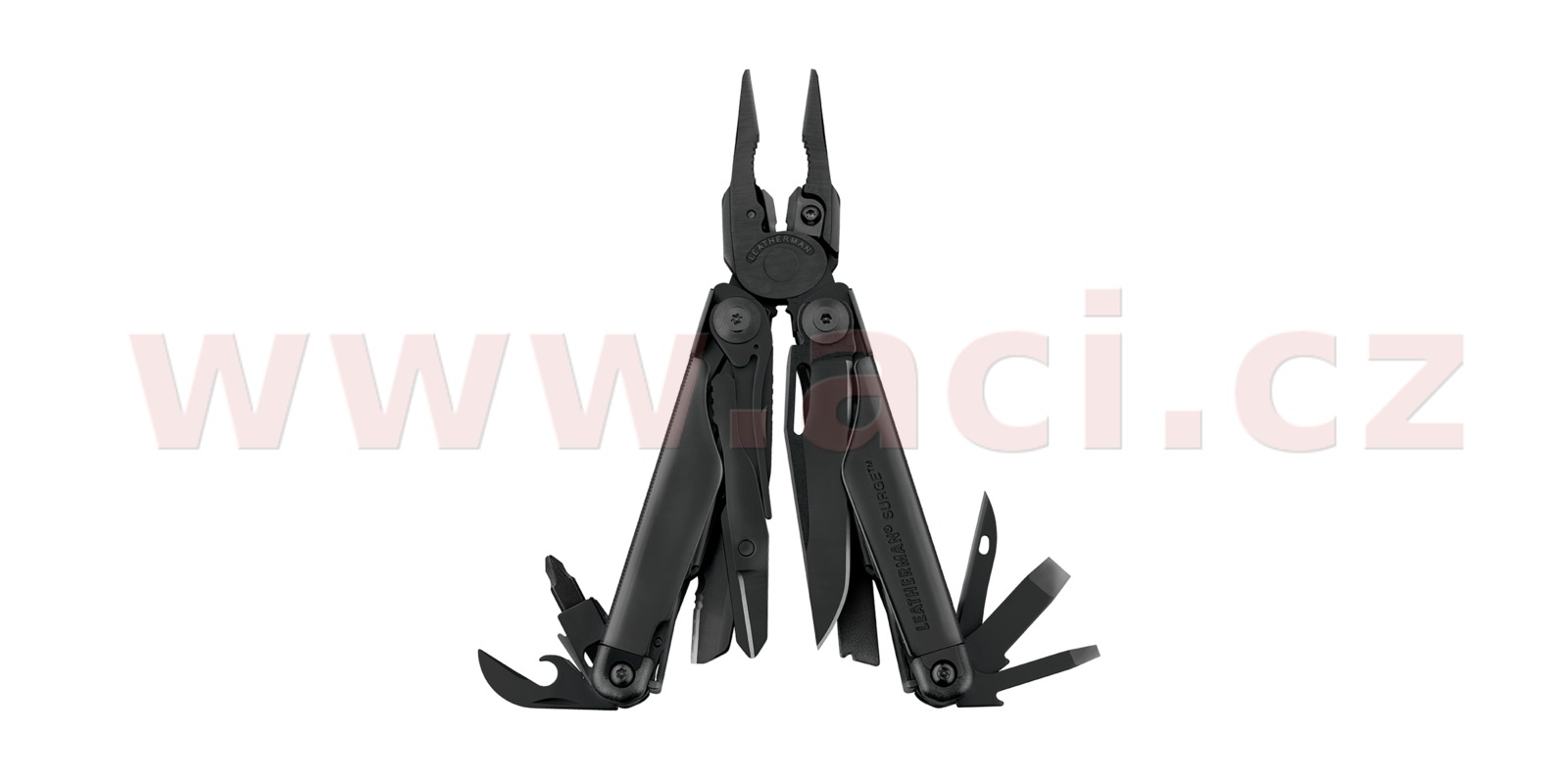 LEATHERMAN SURGE BLACK - multitool nůž