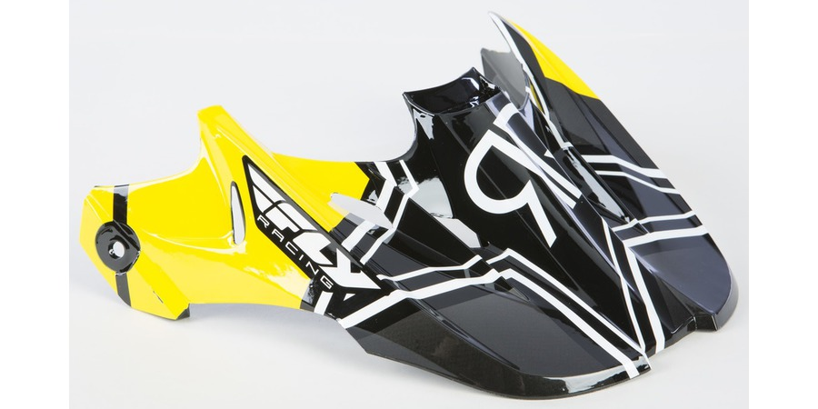 kšilt FLY F2 Zoom - FLY RACING - USA (rockstar)